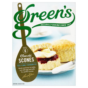 Green's Classic Scones Mix (PM) 6x280g [Regular Stock], Green's, Baking- HP Imports