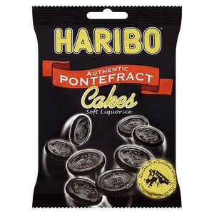 Haribo Pontefract Cakes 12*140g [Pre-Order Stock], Bagged Candy, Haribo, [variant_title],HP Imports British Wholesale Distribution