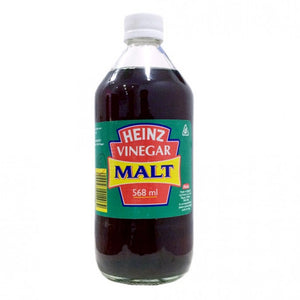 Heinz Malt Vinegar Bottle (PM) 12x568ml [Regular Stock], Heinz, Table Sauces- HP Imports