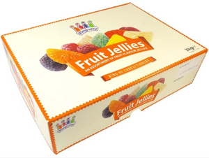 Kingsway Soft Fruit Jellies 3kg [Regular Stock], Kingsway, Bulk Candy- HP Imports