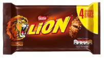 Nestle Lion Chocolate Snacksize 4PK 10x30g [Regular Stock], Nestle, Chocolate Bar/Bag- HP Imports
