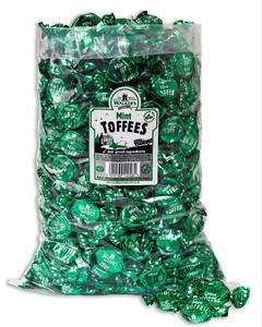 Walker's Mint Toffees 2.5kg [Regular Stock], Walkers, Bulk Candy- HP Imports