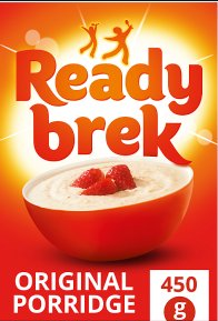 Weetabix Ready Brek Original 6*450gm [Regular Stock], Cereal/Breakfast, Weetabix, [variant_title],HP Imports British Wholesale Distribution