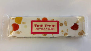 Real Candy Co. Tutti Fruity Nougat 12x150g [Regular Stock], Real Candy Co., Bagged Candy- HP Imports