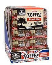Walker's Andy Pack Brazil Toffee 10x100g [Regular Stock], Walkers, Bagged Candy- HP Imports