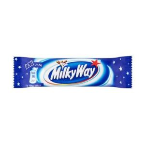 Mars Milky Way Singles 56x21.5g [Regular Stock], Mars, Chocolate Bar/Bag- HP Imports