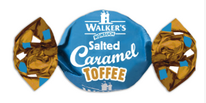 Walker's Salted Caramel Toffees 2.5kg [Regular Stock], Walkers, Bulk Candy- HP Imports