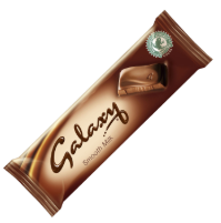 Galaxy Smooth Milk Bar Std 24x46g [Regular Stock], Galaxy, Chocolate Bar/Bag- HP Imports