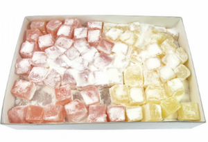 Kingsway Turkish Delight Rose/Lemon 2.72kg [Regular Stock], Kingsway, Bulk Candy- HP Imports