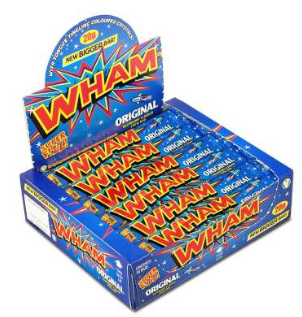 Barratt Wham Original Chew Bar 60*10p [Regular Stock], Bagged Candy, Barratt, [variant_title],HP Imports British Wholesale Distribution