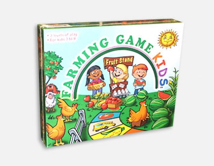 The Farming Game for Kids