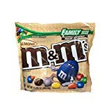 M&M's Almond Candies Family Size 15.9 oz - PACK OF 2
