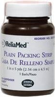 Reliamed Plain Packing Strip