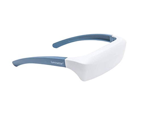 Luminette 2 - World's first Light Therapy Glasses - Boost your mood and improve your sleep in only 7 days