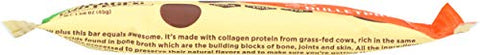 BULLETPROOF Choc Chip Cookie Dough Collagen Prtn Bar, 1.58 OZ