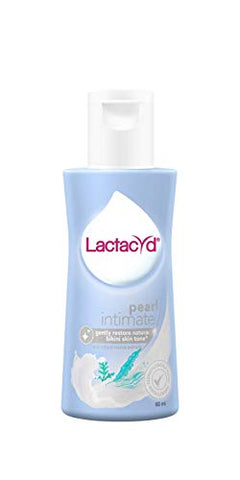 Lactacyd White Intimate Whitening Daily Feminine Wash 60ml