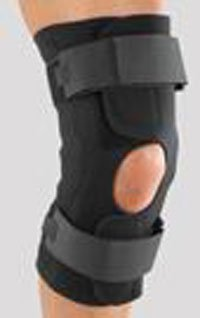 79-82399 Brace Knee Reddie Black Neoprene 2XL Hinged Ea by DJO, Inc