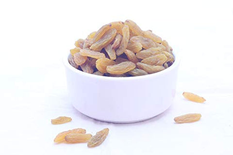 Dried Fruit Golden Raisins/Kishmish -350 gm (12.34 oz)