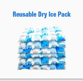 Techni Ice HDR 4 Ply Reusable Ice and Heat Packs for Back and Shoulder Injuries, Keeping Medications Cool, Keeping Food Fresh, and Reducing Power Usage in Refrigerators (12 Sheets)