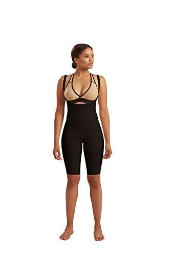 Marena Recovery Knee-Length Compression Girdle with High-Back, Step 2 (pull on)
