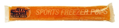 All Sport | Sugar-Free | Hydration Freezer Pops | Variety Pack | 3 Ounce (Pack of 144)