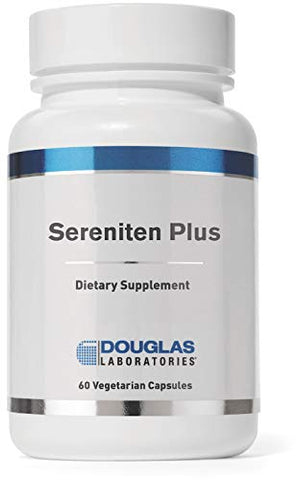 Douglas Laboratories - Sereniten Plus - Supports Metabolism, Stress Management, Sleep, and Cortisol Regulation - 60 Capsules