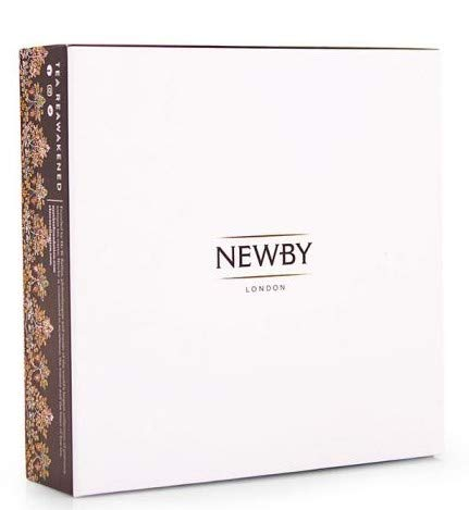 Newby London - Classic Tea Bag Discovery Set - 26 envelopped tea bags