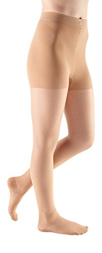 mediven Sheer & Soft, 20-30 mmHg, Closed Toe, Compression Pantyhose