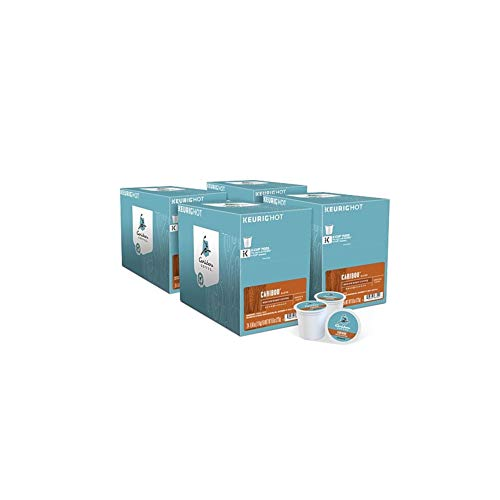 Caribou Coffee, Caribou Blend K-Cup Portion Pack for Keurig K-Cup Brewers (96 Count)