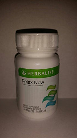 Herbalife Relax Now - 30 Tablets - Pack of 3