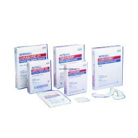 Kendall Curasorb Calcium Alginate Dressings 4 X 4 Inches, Model: 9233-10 ea by Kendall/Covidien