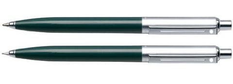 Sheaffer Sentinel Green .7mm Pen & Pencil Set - SH-321-9GR by Sheaffer