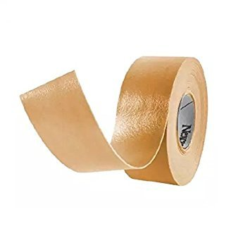Nexcare Absolute Waterproof Wide Tape, 1 X 5 yd. Per Roll (4 Rolls)
