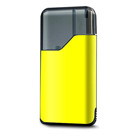 Skin Decal Vinyl Wrap for Suorin Air Kit Vape skins stickers cover/ Bright Yellow