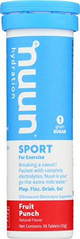 NUUN BEV TUBE FRUIT PUNCH 10TB