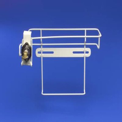 MCK85182805 - Covidien Sharps Collector Bracket Locking Wall Bracket Plastic