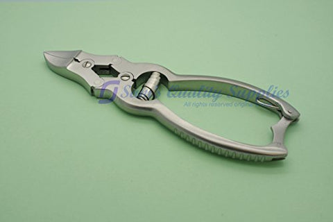 Professional Nail Clipper Cutter Heavy Duty Nail Nipper for Thick & Ingrown Toenails 6