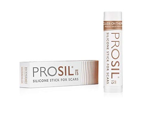 Pro Sil Spf (Pro Sil Sport) Patented Silicone Scar Treatment Stick W/Sunscreen (Spf 15) â?? Clinical