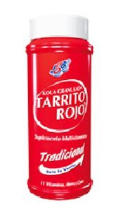Traditional Kola Granulada Tarrito Rojo Multivitamin Supplement, 11.6 oz 2 Pack