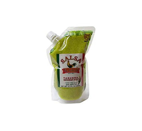 El Gallo Restaurant Style Jalapeno Salsa (3 pack)