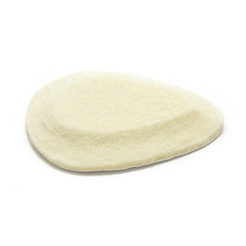 "Metatarsal Felt Foot Pad Skived Cut - 1/8"" Thick - 6 Pairs (12 Pieces)"