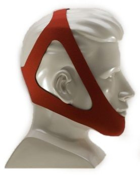 Chinstrap for CPAP in Ruby (Medium)