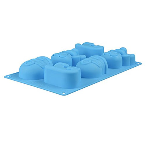 Desirepath Silicone Molds For Fondant Cakes Fondant & Gum Paste Molds Theme Cake Fondant Mold Sugar Craft Decoration