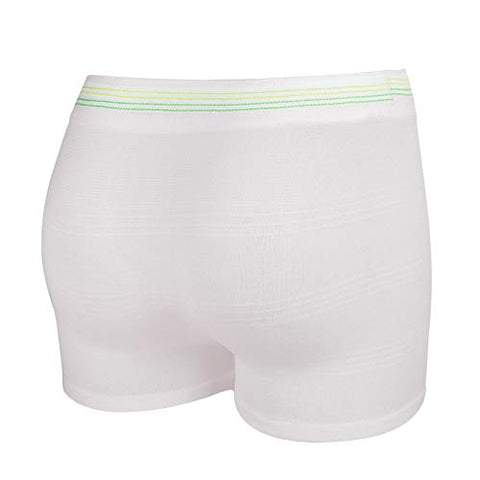 3 Pack Mesh Underwear Postpartum Must Have Hospital Provide Washable Breathable Undies for Delivery, Surgical,Traveling