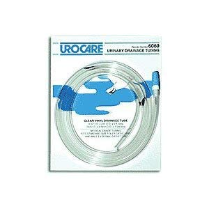 UC6060 - Sterile Clear-Vinyl Extension Tubing with Adaptor and Cap 9/32 I.D. x 60