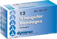 Triangular Bandage, 36