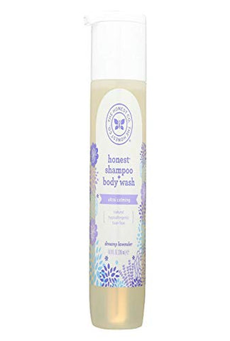 The Honest Company, Shampoo Body Wash Dreamy Lavender, 10 Fl Oz