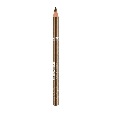 NYC Show Time Velvet Eyeliner - Black Brown by NYC