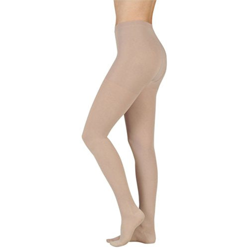 Juzo Soft 2002 30 40mmhg Open Toe Compression Pantyhose