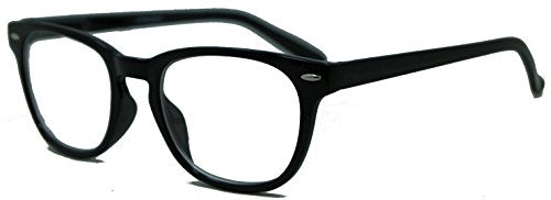 In Style Eyes Relaxed Classic Bi Focal Reading Glasses Black 3.00